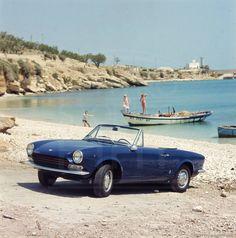1968 Fiat 124 Sport Spider | Credit: Centro Storico Fiat