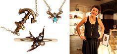Annina Vogel Jewellery at Liberty