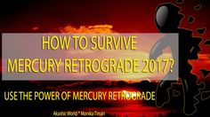 How to survive Mercury Retrograde 2017 - Akashic Record Guided Meditation