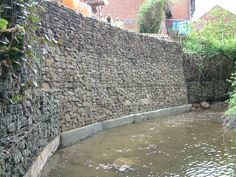images about concrete retaining walls on Pinterest