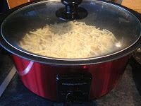 Slow cooker lasagne av. 3 syns per portion