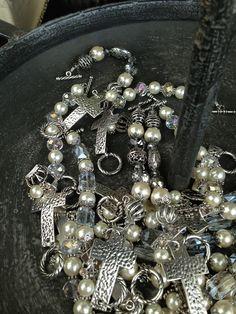 Cross bracelets by Cross My Heart Jewelry - $20