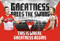 Another September campaign #goswans