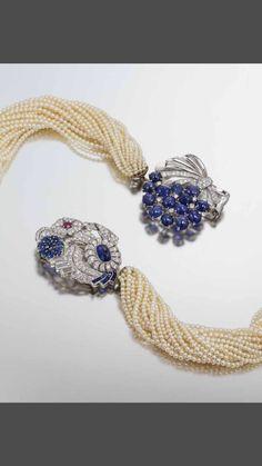 Bijou Joaillerie, Perles, Colliers De Diamants, Turquoise Corail, Ensemble  De Colliers, 1d223291401c