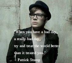 Fall Out Boy- Patrick Stump