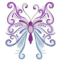Decorative Butterflies 9 - 3 Sizes!