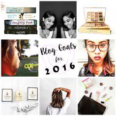 Blog Goals for 2016 | MazRawrs