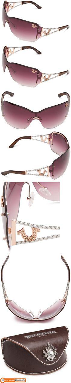 fe535674684c True Religion Sunglasses Cassidy Oversized Sunglasses
