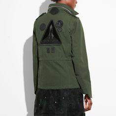 COACH M65 Jacket - Women s Military Field Jacket 2e8bea9a68
