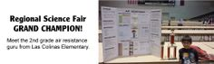Las Colinas Elementary Student Takes Science Fair Grand Prize Stories Of Success, Science Fair, Floor Plans, Student, Floor Plan Drawing