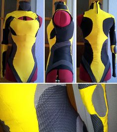 Prukogi: Maya (Borderlands 2) cosplay: Body.