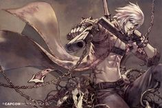 This is not the best artwork to represent me. 「 Dante 」 Devil May Cr. Devil May Cry 3 - Dante Devil May Cry 4, Dmc Dante, Dante Anime, Nero Dmc, Fanart, Video Game Art, Video Games, Hot Anime Guys, Anime Boys
