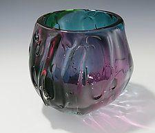 Art Glass Bowl by Melissa  Misoda