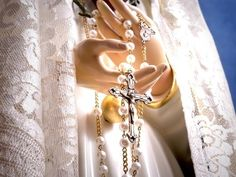 I think it was very good of Our Lady to give the Rosary; how well it teaches us of the life of Our Lord.
