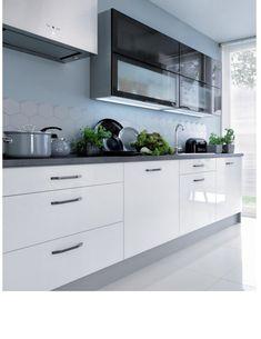 Kuchnia BRW Kitchen Cabinets, Home Decor, Decoration Home, Room Decor, Cabinets, Home Interior Design, Dressers, Home Decoration, Kitchen Cupboards