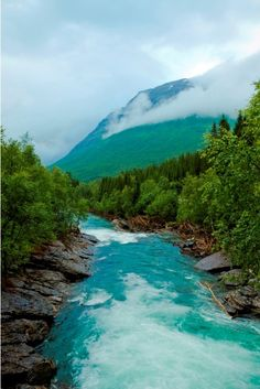 Turquoise River, Alberta, Canada Alberta is a province of Canada. With a population of in it is Canada& fourth-most popul. Places Around The World, Oh The Places You'll Go, Places To Travel, Places To Visit, Cool Landscapes, Beautiful Landscapes, Dream Vacations, Vacation Spots, Beautiful World