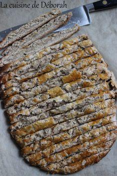 Les pumpernickel, biscuits de Noël, bredalas, bredeles, Alsace. Almonds and cinnamon Christmas biscuits recipe.