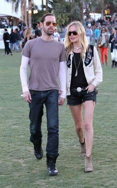 Kate Bosworth: at Coachella slowly but surely converged at the Empire Polo Club concert grounds in Indio