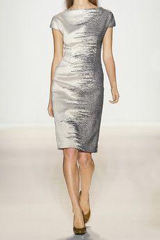 Lela RoseCotton-blend Jacquard dress......Love!!
