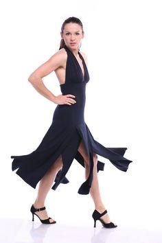 Tango Dress Ragged Tango Dresses in Custom Size Tango by FunTango