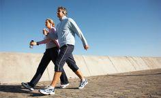Quatro dicas para perder peso durante a caminhada