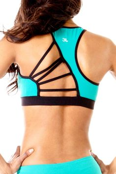 Strapped Top | Girls Dance Apparel by Jo+Jax - Dance Tops