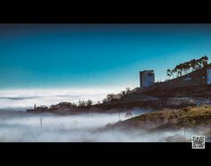 """Fotografia do dia - 14/08/2016 (Photo of The Day) """"Fog, Not Smog"""""""
