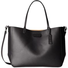 Turn your day of shopping into a day of fashion carrying the ZAC Zac Posen™ Eartha Everyday Signature Shopper.  Made of leather.  Fold-over strap with turn-loc…