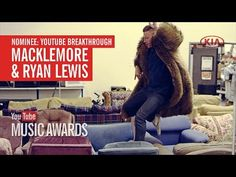 I voted for Macklemore and Ryan Lewis to win the Breakthrough Award at t...