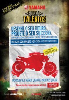 Abertura das inscrições começa com 54 projetos inscritos no primeiro dia. - Salão da Motocicleta - de 6 a 11 de Novembro de 2012 - Centro de Exposições Imigrantes