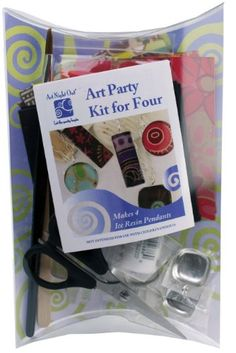Get together with your friends and create something truly wonderful. Art Night Out kits are the perfect way to celebrate...