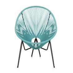 Chaise de fil sur pinterest eames chaises et meubles en for Chaise en fil scoubidou