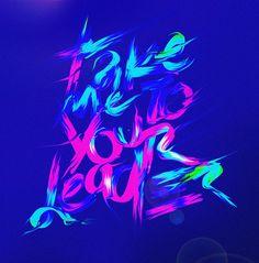 """Notes to Myself"" by Luke Choice, via Behance"