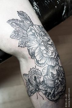 Tattoo by MXM by eastrivertattoo, via Flickr