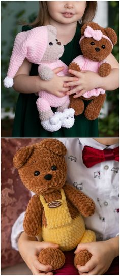 We've rounded up some adorable Crochet Animals Patterns and we know you are going to love them. Check them all out now and Pin your favorites. Crochet Elephant Pattern, Crochet Teddy Bear Pattern, Crochet Octopus, Giraffe Pattern, Crochet Mouse, Crochet Unicorn, Crochet Animal Patterns, Stuffed Animal Patterns, Crochet Animals