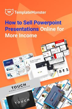 Creative Fonts, Creative Powerpoint, Powerpoint Presentation Templates, Creative Presentation Ideas, Where To Sell, Infographic, Things To Sell, Infographics, Visual Schedules