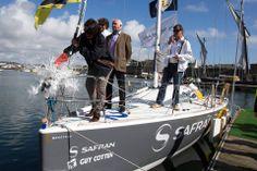 #Figaro #TALM #bapteme #Concarneau   www.scanvoile.com - Image : A.Courcoux