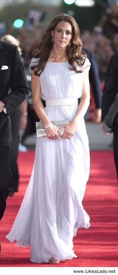 Kate Middletons - Style evolution - I m liking lilac for late summer