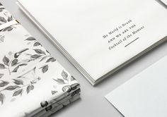 Spring Social Invitations by Orion Janeczek, via Behance