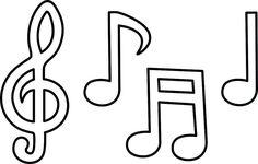 Las 49 Mejores Imágenes De Decoracion Con Notas Musicales