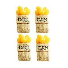 Tiny Corn Seed Fridge Magnet,Corn Magnet,3 D Corn Magnet,Sack Magnet,Seed Magnet,Food Magnet,Fridge Magnet,Spice Magnet,3D Magnet,Corn Seed by Punyee on Etsy