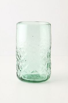 Soda-Lime Tumbler #anthropologie