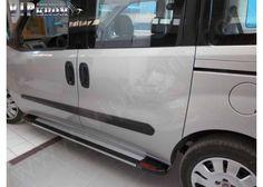 Fiat Doblo Alüminyum Yan Basamak 2012 ve Sonrası