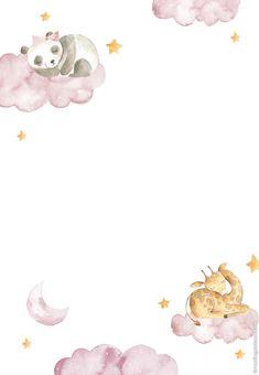 Extraordinario Invitaciones Para Baby Shower De Osos On . Home and furniture ideas is here Baby Shower Templates, Baby Shower Invitation Templates, Shower Invitations, Baby Girl Invitations, Baby Shower Invites For Girl, Shower Baby, Flower Background Wallpaper, Baby Wallpaper, Molduras Vintage