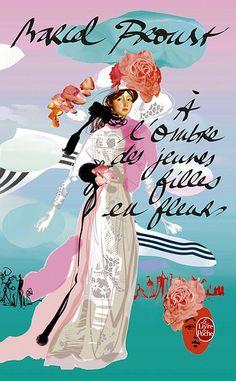 Marcel Proust (et les magnifiques couvertures de Christian Lacroix)