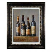 Vintage Vino I Wall Art