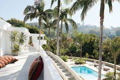 Adam Levine Home Hollywood Hills