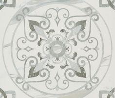 Selection Floor bianco decors by Ceramiche Supergres | Floor tiles