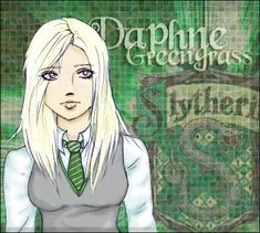 Daphne Greengrass by ~cat-selene on deviantART