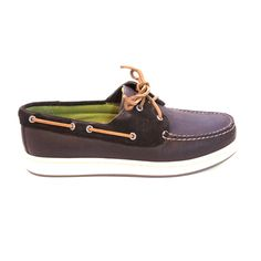 Sperry - Sperry Cup - Dark Brown at Thom Brown $90.00. Maybe these?